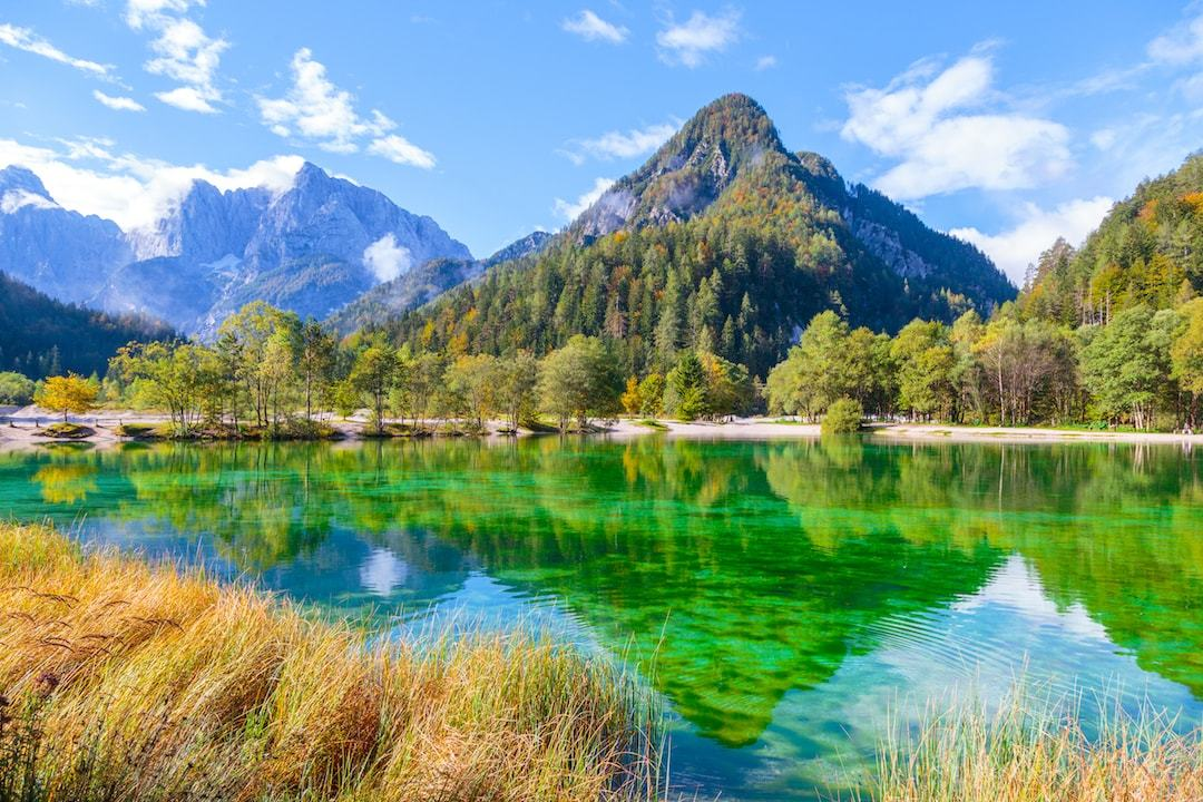 Scenic Lakes In Slovenia (Other Than Lake Bled)