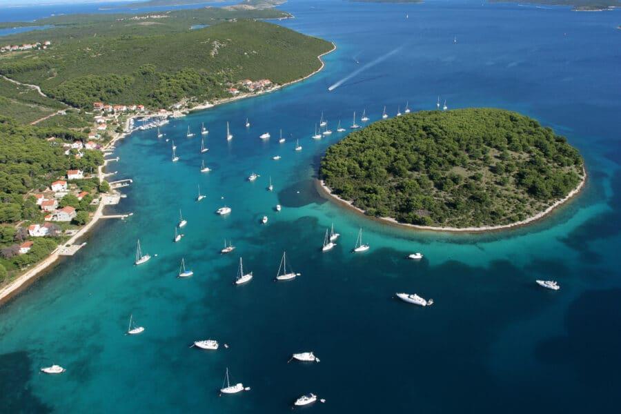 Zadar Islands - Molat