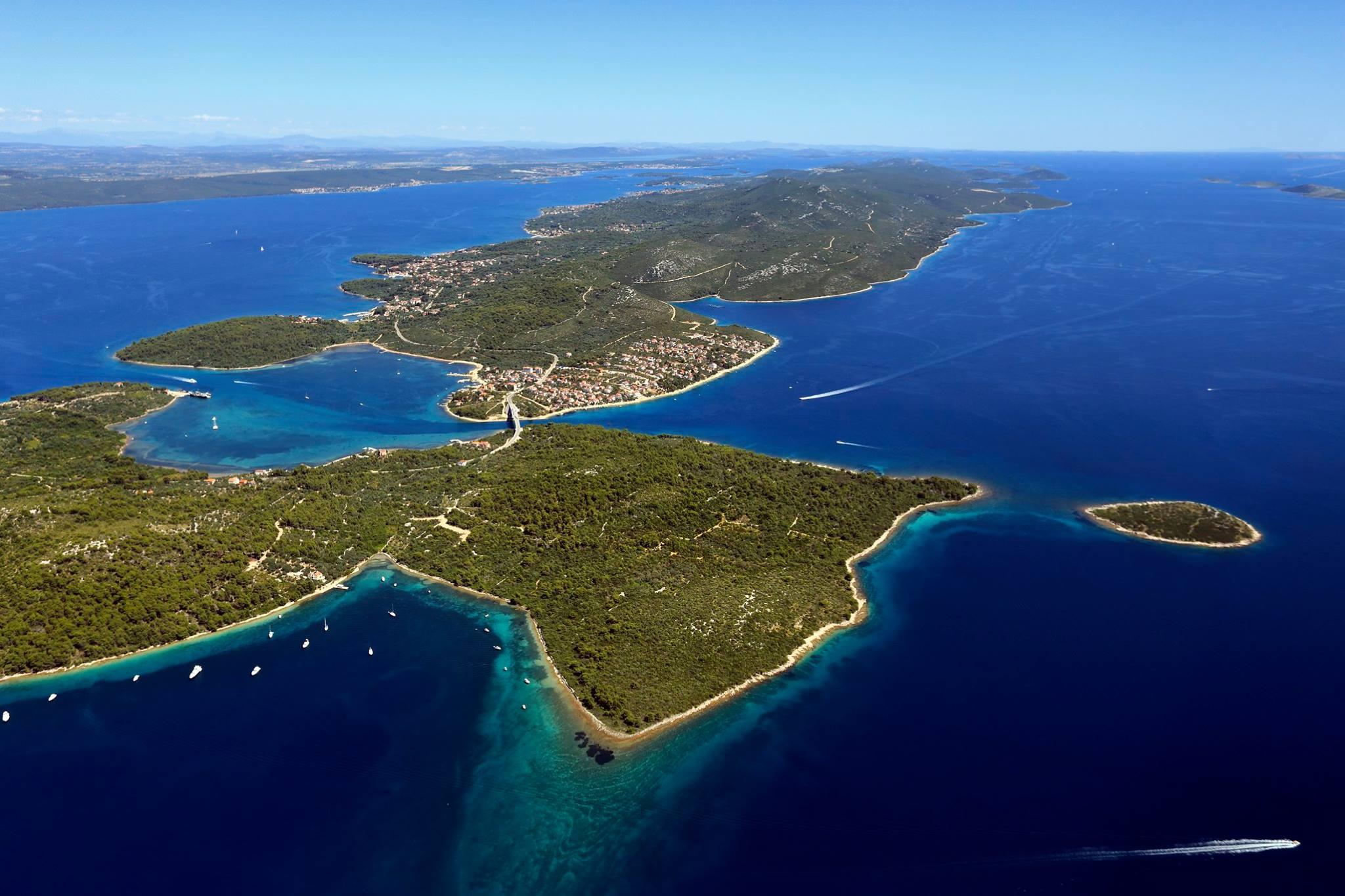 PASMAN ISLAND, ZADAR REGION