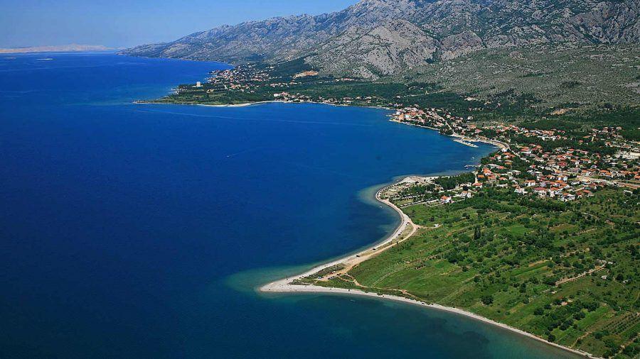 Pisak- Beach Zadar Starigrad