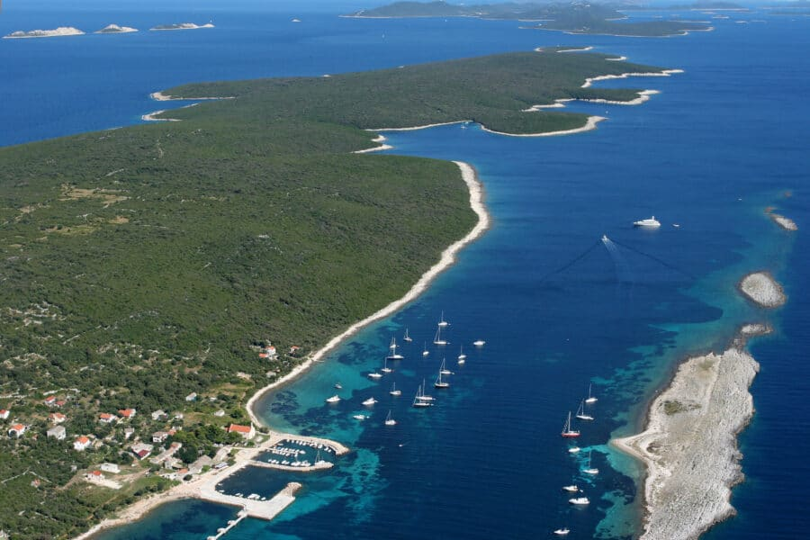 Zadar Islands - Premuda