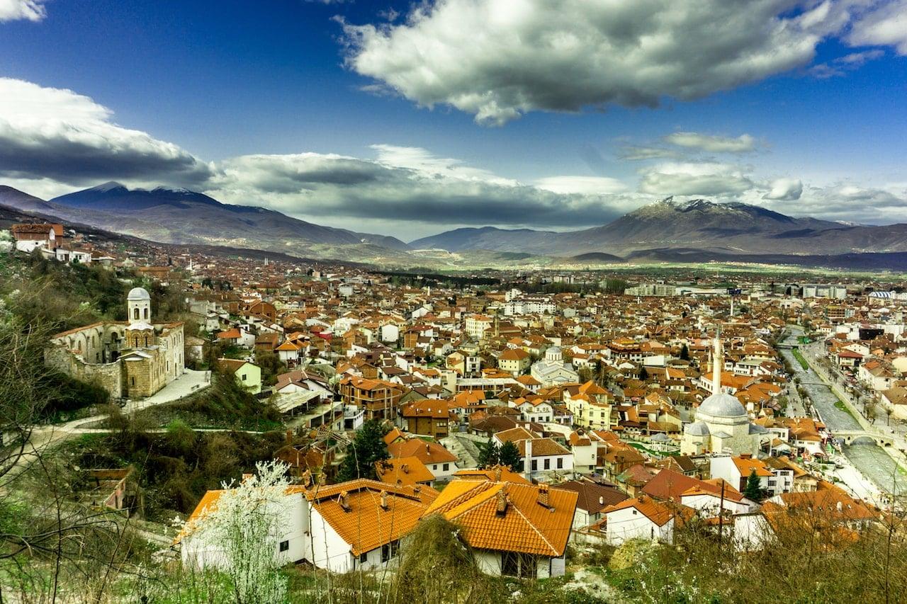 Balkan Cities - Prizren_Kosovo