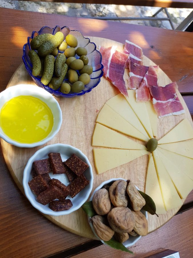 Zadar Food and Wine Tour - Cheese Platter