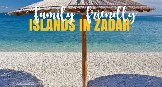 5 Family-Friendly Islands In The Zadar Region