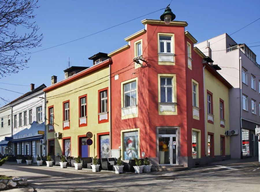 BIHAC TOWN CENTRE