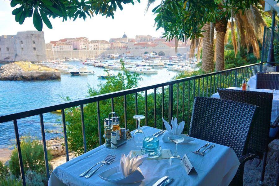 Best Restaurants In Dubrovnik_Komarda