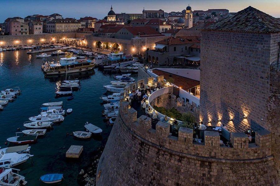 Croatia Travel Blog_Best Restaurants In Dubrovnik_360 Dubrovnik