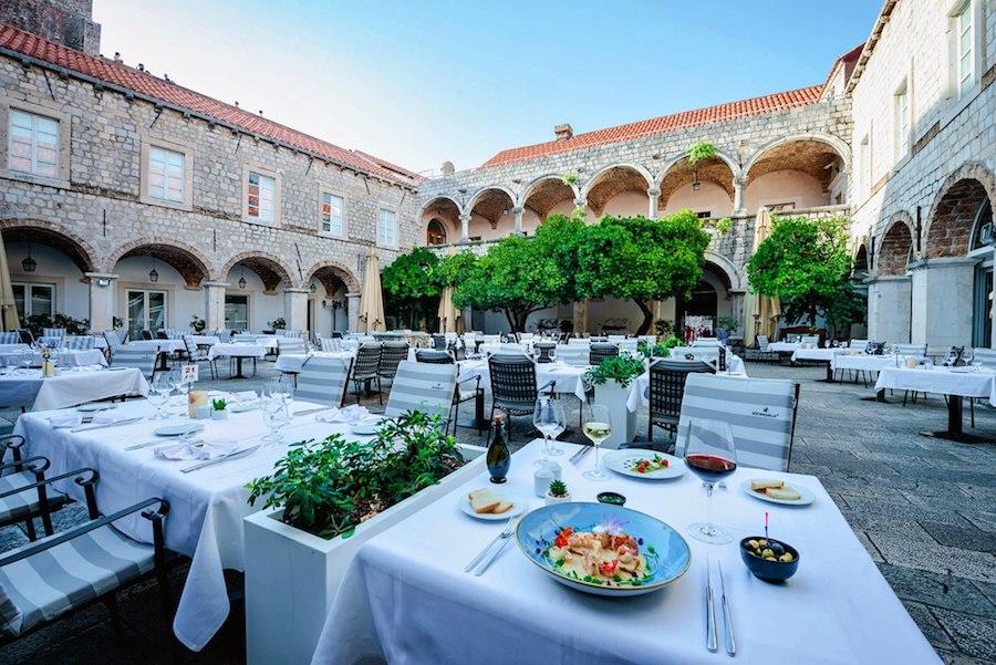 Croatia Travel Blog_Best Restaurants In Dubrovnik_Klarisa Restaurant