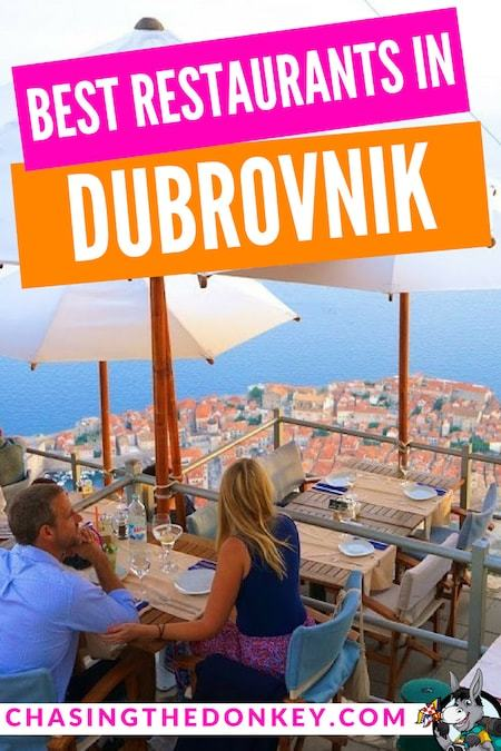 Croatia Travel Blog_Things to do in Croatia_The Best Places to Eat and Drink in Dubrovnik