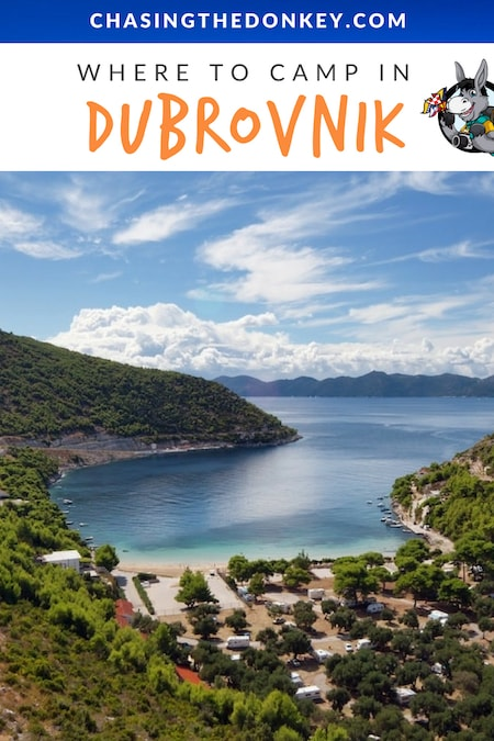 Croatia Travel Blog_Things to do in Croatia_Where to go Camping in Dubrovnik