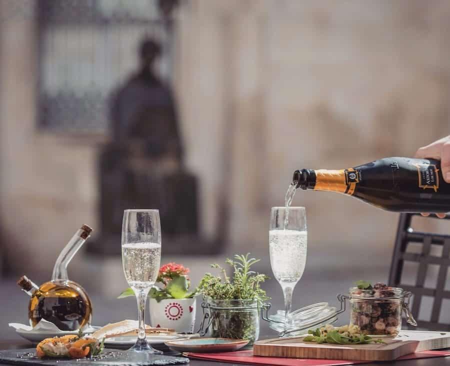 Croatia Travel Blog_Where To Eat In Dubrovnik_Bistro Tavulin