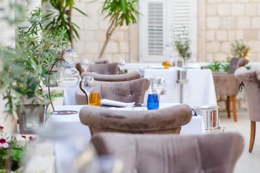 Croatia Travel Blog_Where To Eat In Dubrovnik_Restaurant Dubrovnik