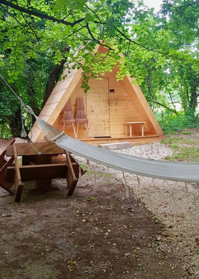 Japod Islands, Račić Accomm