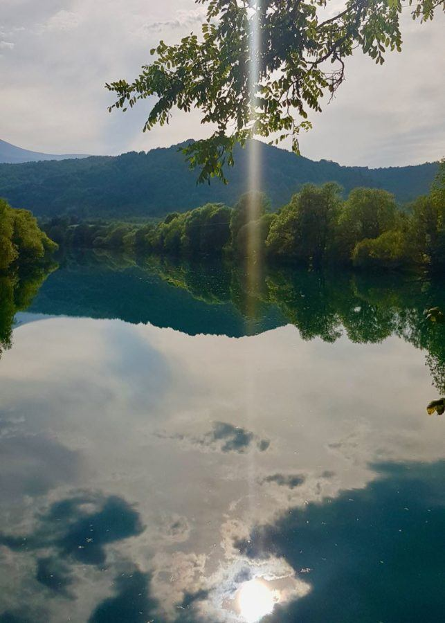 Japod Islands, Račić Water