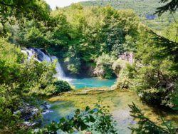 Milančev Buk - Una National Park