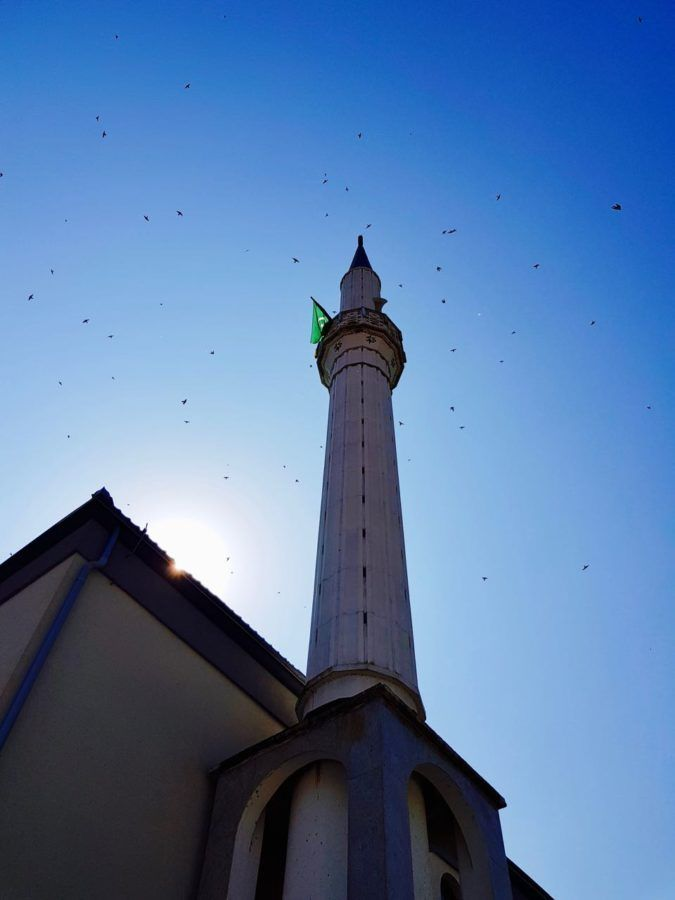 Sultan Ahmed I Mosque, Kulen Vakuf