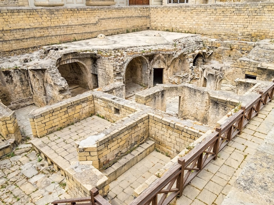 Things to do in Baku_Palace Of The Shirvanshahs UNESCO