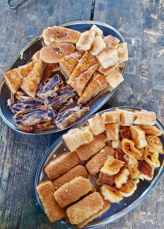 Una National Park Picnic - Sweets