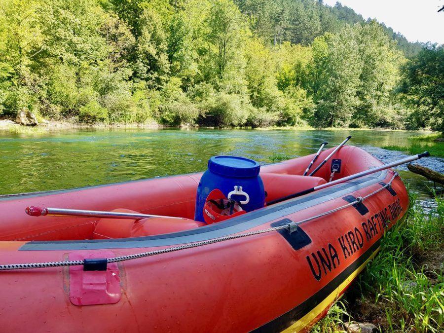 Una National Park Rafting _ Una Kiro