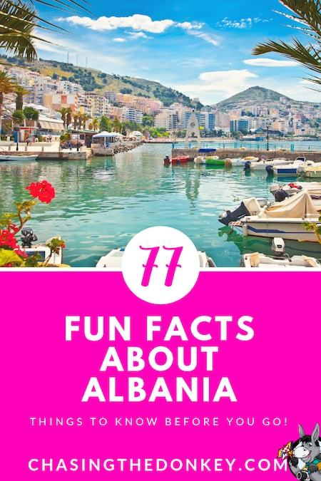 Albania Travel Blog_Fun Facts About Albania
