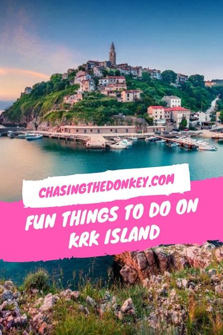 Croatia Travel Blog_Things to do in Croatia_Things to do on Krk Island