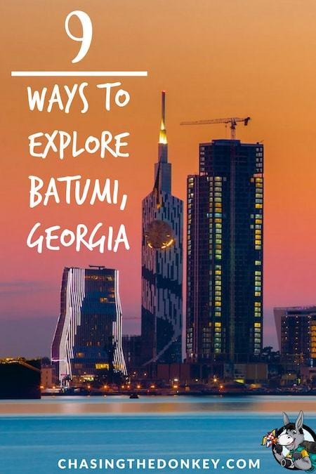 Georgia Travel Blog_Things to do in Georgia_Best Things to do in Batumi