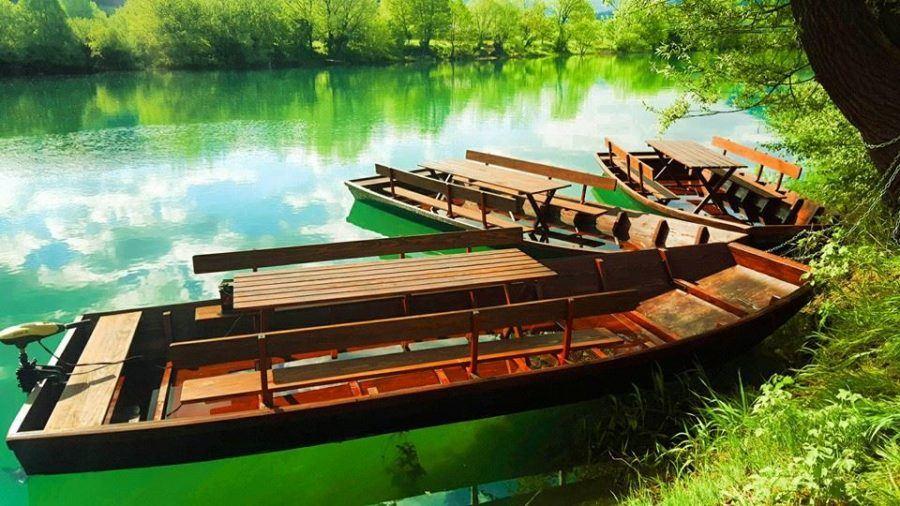 River Dock Bihac