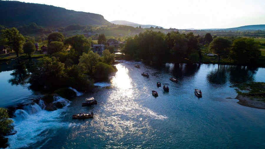 Restaurant River Dock - Things To Do In Bihac