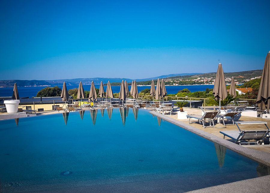 Krk Premium Camping Resort - Camping Resort Pool