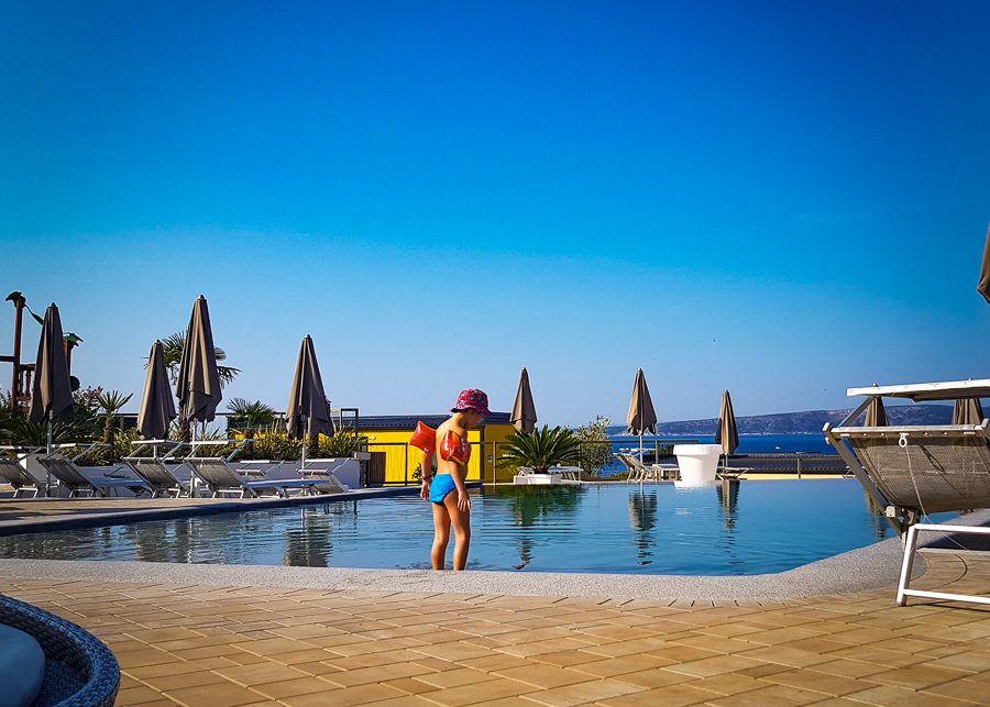 Krk Premium Camping Resort - Camping Resort Infinity Pool