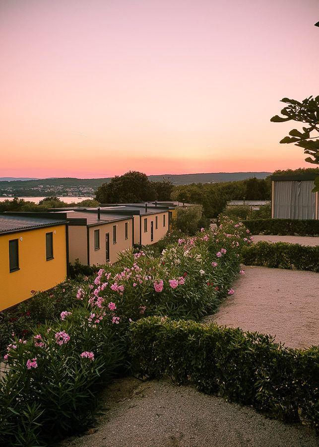 Krk Premium Camping Resort - Camping Resort Mobile Homes