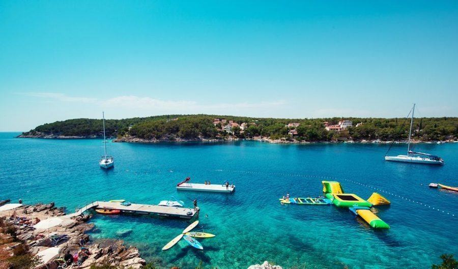 Croatia Travel Blog_Things to do in Croatia_Family Hotels and Resorts in Croatia_Gava Waterman Milna Resort