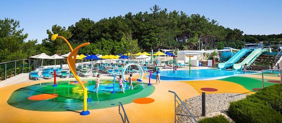 Croatia Travel Blog_Things to do in Croatia_Krk Premium Camping Resort by Valamar_Kids Pool