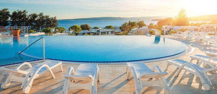 Krk Premium Camping Resort by Valamar_Infinity Pool