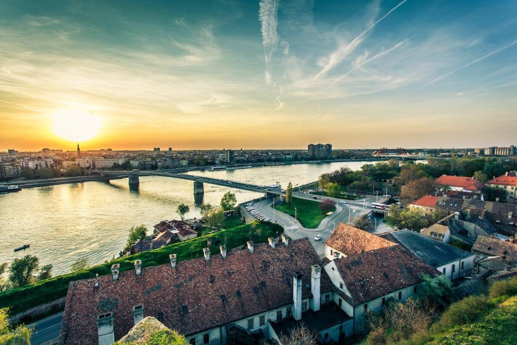 Novi Sad Serbia - Travel Serbia Blog