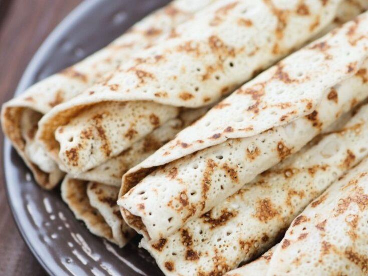 Palačinke Recipe (Croatian Pancakes)