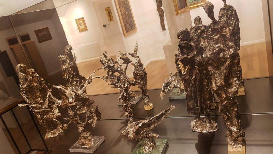 Požega Diocesan Museum Art Foil