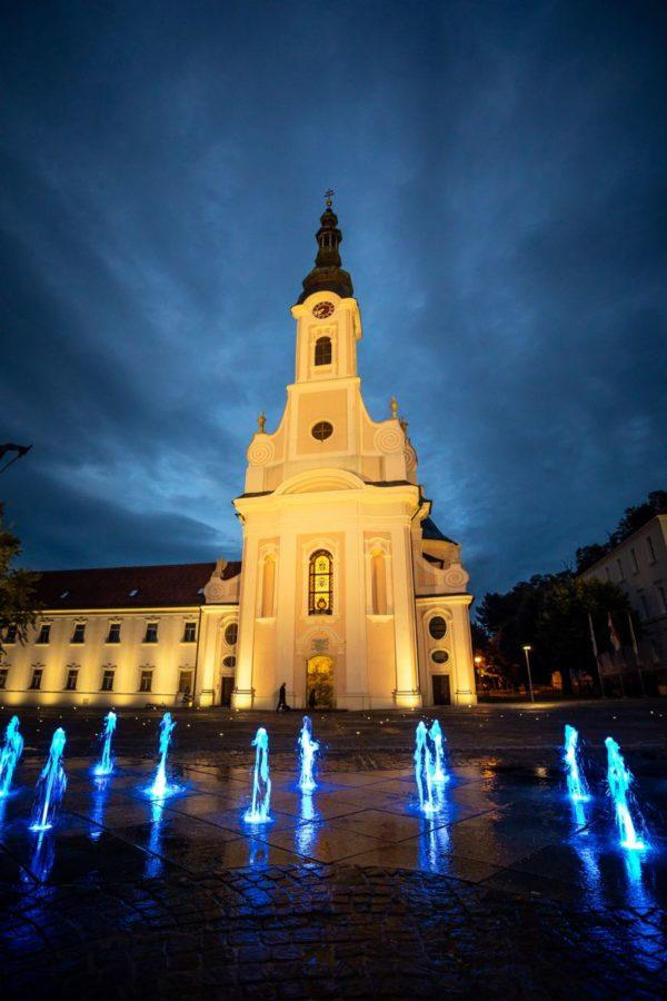 Pozega Cathedral Visit Slavonia