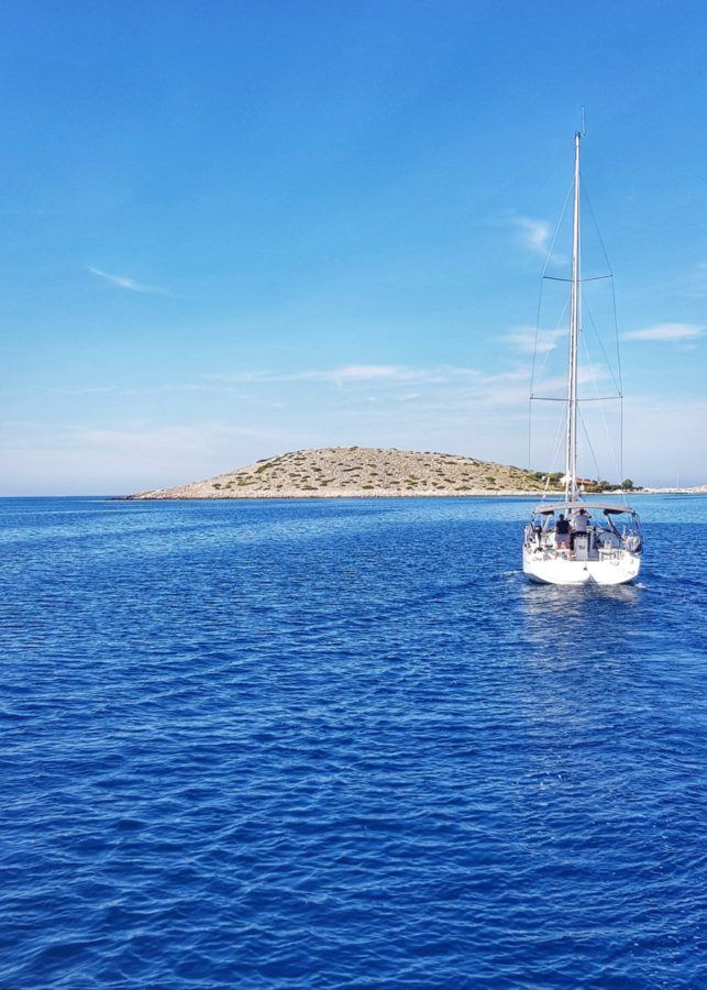 RaftTrek Adriatic Sea 3 Day Sailing Croatia
