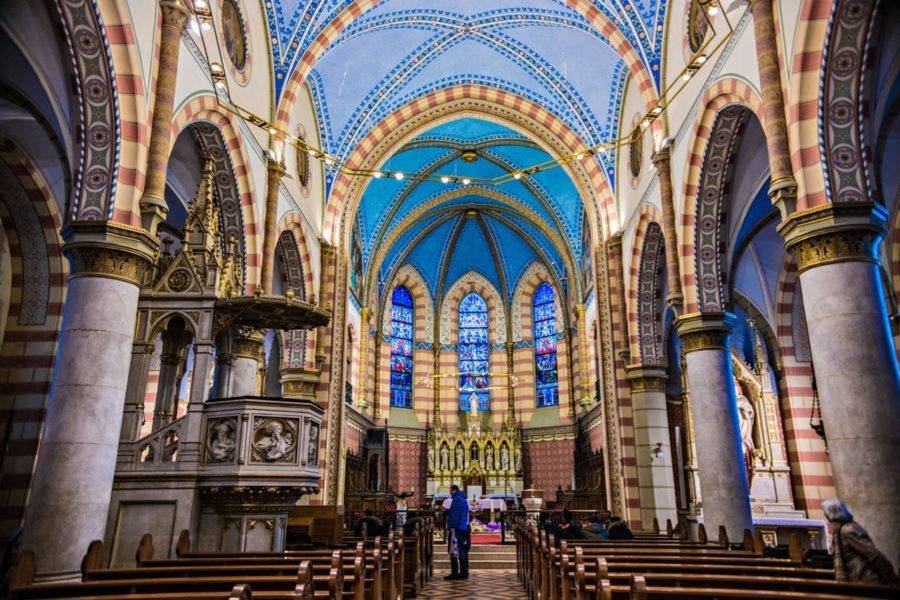 Sacred Heart Cathedral - Balkan Travel Blog