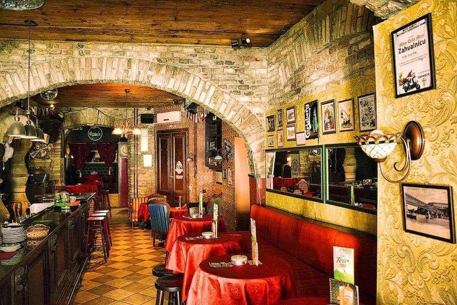 Serbia Travel Blog_Things to do in Serbia_A Local's Guide to Novi Sad_Pub Two Dogs