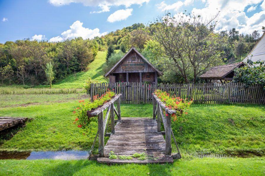 Stara Kapela House - Visit Slavonia Croatia
