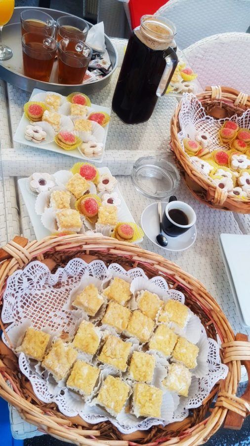 Slavonian Food From Slavonia_Virovitica Cakes