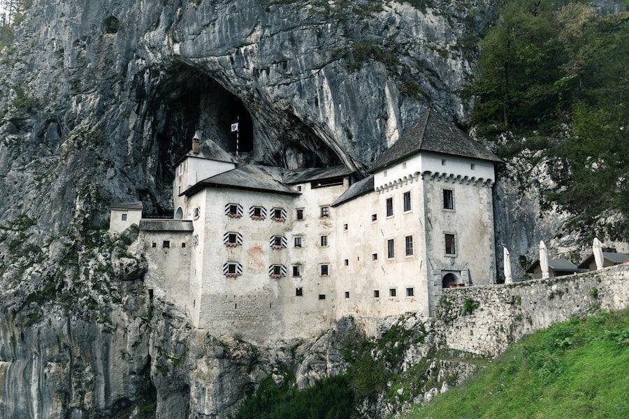 Slovenia Travel Blog_Things to do in Slovenia_Best Cycling In Slovenia_Predjama Castle