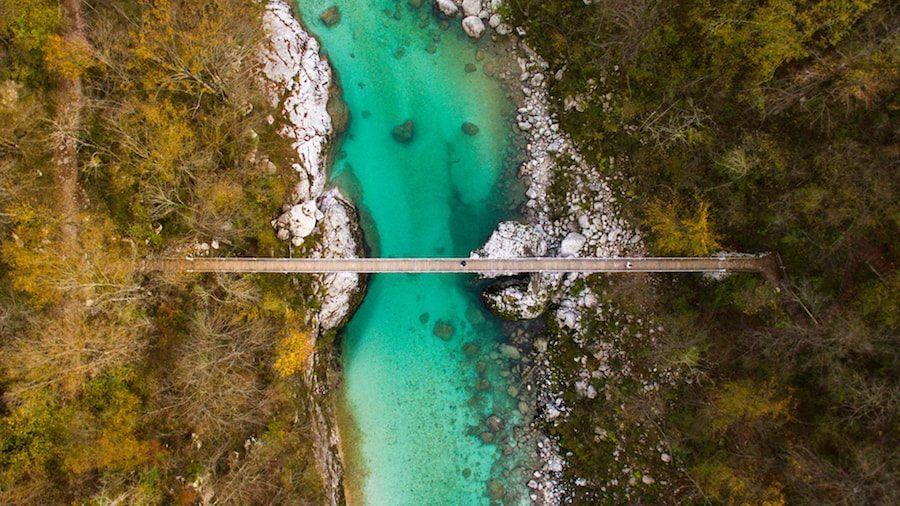 Slovenia Travel Blog_Things to do in Slovenia_Best Cycling Itineraries_Kobarid Soca River
