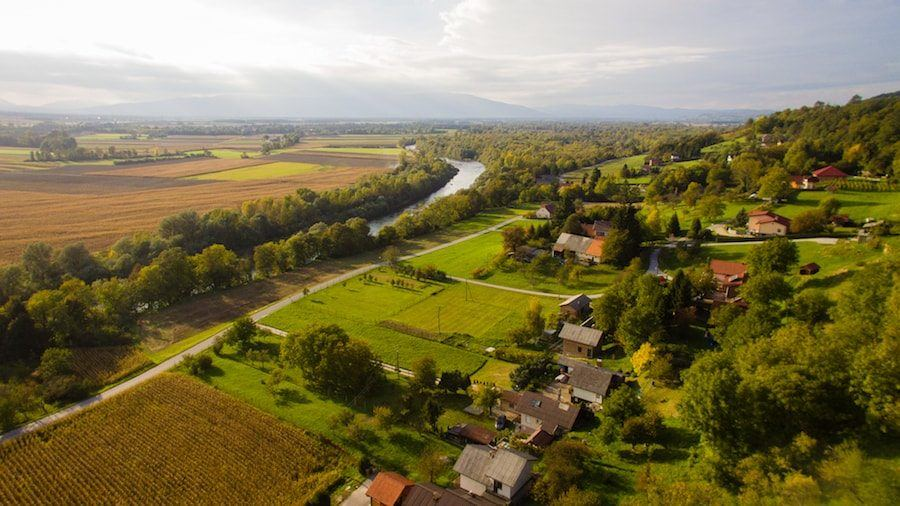 Slovenia Travel Blog_Things to do in Slovenia_Best Cycling Itineraries_Slovenia Countryside