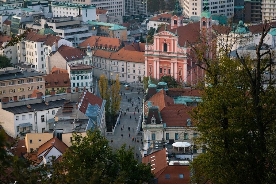 Slovenia Travel Blog_Things to do in Slovenia_Best Cycling Itineraries_ljubljana