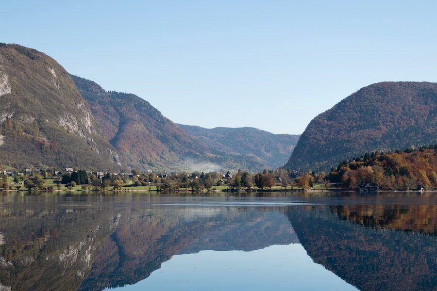 Slovenia Travel Blog_Things to do in Slovenia_Best Cycling in Slovenia_Bohinj Lake