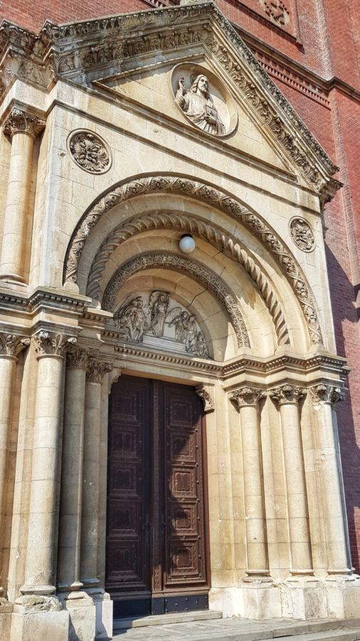 Things To Do In Slavonia Croatia - Things To Do In Slavonia Croatia - Đakovo Cathedral -Cathedral Basilica of St. Peter Door