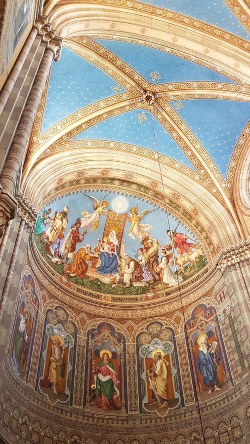 Things To Do In Slavonia Croatia - Things To Do In Slavonia Croatia - Đakovo Cathedral -Cathedral Basilica of St. Peter Painting